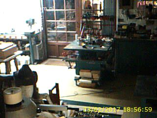 Image Webcam atelier Odin