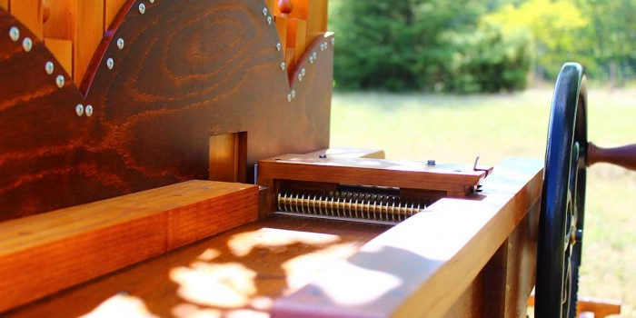 Orgue 27 touches type 42